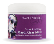 Clear & Natural Mardi Gras Clay Mask