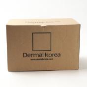 Dermal Korea Collagen Essence Full Face Facial Mask Sheet - Green tea