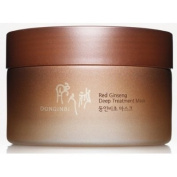 DONGINBI, Red Ginseng Deep Treatment Mask 120ml (skin radiance, spa mask pack, herbal packs,...