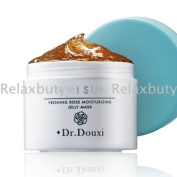 Dr.Douxi Freshing Rose Moisturising Jelly Mask 150ml. Moisturising Facial Mask