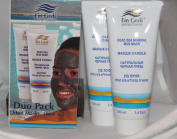 Ein Gedi Dead Sea Cosmetics Duo Pack Mud Masks -100ml X2