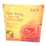 Facy Alpine Rose & Apple Zell Whitening Tissue Mask