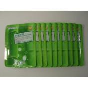 Foodaholic 3D Natural Essence Mask Pack_Bamboo_10 sheets