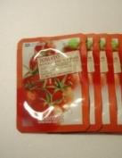 Foodaholic 3D Natural Essence Mask Pack_Tomato_10 sheets