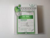Korean Cosmetics_Blumei Tea Tree Clean Skin Hydra Mask_27g x 10pcs