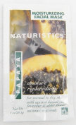 Lot of 10 Naturistics Moisturising Facial Mask - Papaya