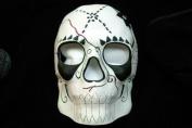 Masquerade Venetian Full Cover Skull Design Costume Mask