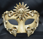 Mens Mythological Silver Sun God Greek Style Party Mask Mens Mythological Greek Style Party Mask Mardi Gras Majestic Party Halloween Ball Prom