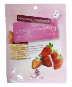 Naisture 15 Minutes Mask Pack 25ml - Lovely Strawberry