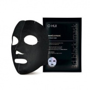 O HUI, White Extreme 3D Black Mask