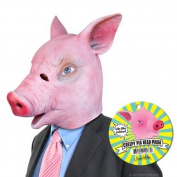Pig Mask by Accoutrements