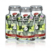 Purederm Cucumber Collagen Mask 10 Sheets