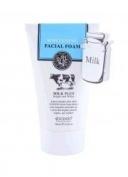 Scentio Milk Plus Whitening Q10 Facial Foam 100 Ml.1 Box Thailand