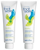 Foot Works Healthy Maximum Strength Cracked Heel Cream - 2 Pack