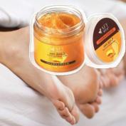AFY 24K Gold Scrub Exfoliating Foot Cream