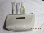 Beauticontrol Spa Pedicure 3 Piece Travel Set with Cosmetic Bag