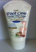 Foot Care Cracked Heel Cream with Coconut & Almond Oil + Vitamin E