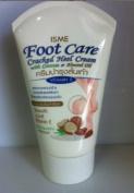 Foot Care Cracked Heel Cream with Coconut & Almond Oil + Vitamin E