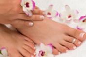 Heel & Sole Dry Cracked Feet All Natural Herbal Moisture Oil 150ml Bottle.