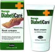 Salk Borage DiabetiCare Foot Cream, Latex-free