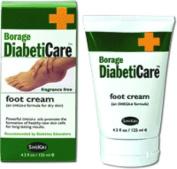 Salk Borage DiabetiCare Foot Cream, Latex-free