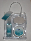 Toe the Line Mint Flaver Foot Spray, Foot Scrub Kit