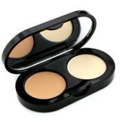 Bobbi Brown New Creamy Concealer Kit - Beige Creamy Concealer + Pale Yellow Sheer Finish Pressed Powder - 3.1g...