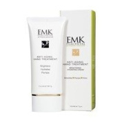 EMK Placental High Performance Anti-Ageing Hand Cream - Revolutionary Bio-Identical Plant Placenta to Human Placenta - Highest Grade Peptides, Shae Butter