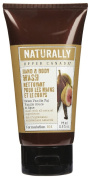Upper Canada Soap Naturally Wholesome Hand & Body Wash-Sweet Vanilla Fig-2.5, oz., Travel Size
