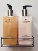 Pecksniff's Pecan & Pumpkin Hand Wash & Hand Body Lotion Set