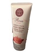 Erbario Toscano Rosa Rose Hand Cream 70ml From Italy