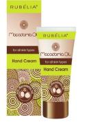 Macadamia Oil HAND CREAM 75 ml / 2.5 Fl. Oz. RUBELIA
