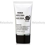The most effective Hand Cream Moisturising Nourishing Dr.Douxi Premium Gentle Snail Hand Cream 50ml.