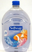 Softsoap Liquid Hand Soap, Aquarium Series, 1890ml Refill Bottle
