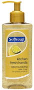 SoftSoap Kitchen Fresh Liquid Hand Soap, Citrus, 300ml