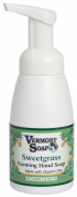 Vermont Soap Organics - Sweetgrass Foaming Hand Soap 210ml Pump