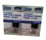 Proforce/Members Mark Commercial Foaming Antibacterial Hand Soap 2 pack Refills