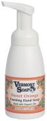 Vermont Soap Organics - Orange Foaming Hand Soap 210ml Pump