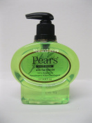 Pears Hand Wash with Free Tea Tree Oil 100% Soap-free 240ml