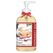 Winking Santa Liquid Soap