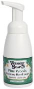 Vermont Soap Organics - Pine Woods Foaming Hand Soap 210ml Pump