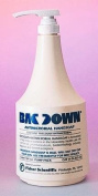 Decon Bacdown Antimicrobial Hand Soap, Pump Bottle; 1010ml