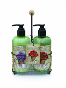 Gardeners Therapy Hand Care Collection Inc. Cleansing Hand Wash & Hand Lotion
