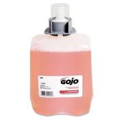 Gentle luxury foam handwash for general, light-duty handwashing. - GO-JO INDUSTRIES * Luxury Foam Hand Wash Refill for FMX-20 Dispenser, Cranberry Sce