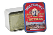 Olive Oil Soap in SAVON DE MARSEILLE Tin Box