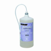 TC Enriched Lotion Antibacterial Hand Wash Refill, Floral Scent, 1100 mL Refill - four soap refills.