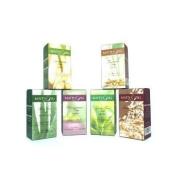 Top 6 Maithong Natural Herbal Soap (100g Each); Lemongrass, Turmeric, Aloe Vera, Mangosteen, Green Tea, Jasmine...
