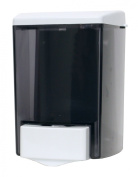 Palmer Fixture SF2144-01 1360ml Manual Bulk Foam Dispenser, Dark Translucent