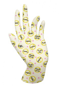 Malcolm's Miracle Moisture Jamzz Moisturising Gloves - Made in the USA with Biodegradable Packaging!