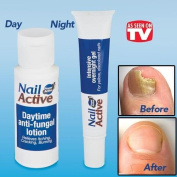 As Seen on TV Two Phase Dual Action Nail Active Nail Renewer